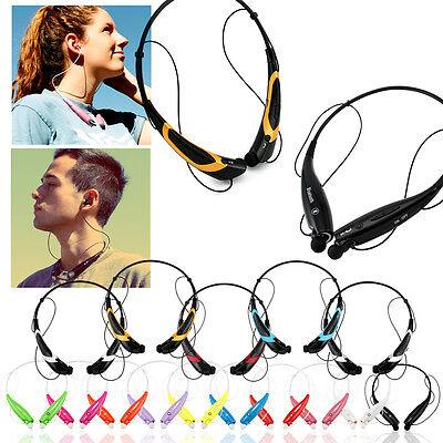 Universale Bluetooth senza Sport Fili Audio Cuffia Auricolare Vivavoce 16qw0S88x