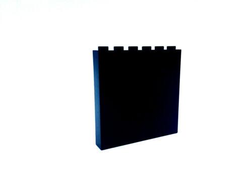 LEGO ® Mur 4 pièces 1 x 6 x 5 Panneaux Fenêtre Blanc Rouge Vert Tan Gris 59349 59350