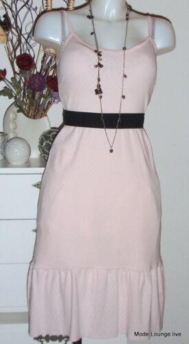 NOA NOA dress Kleid Tunika Basic Doria rosa kiss azul grey grau kjole Baumwolle