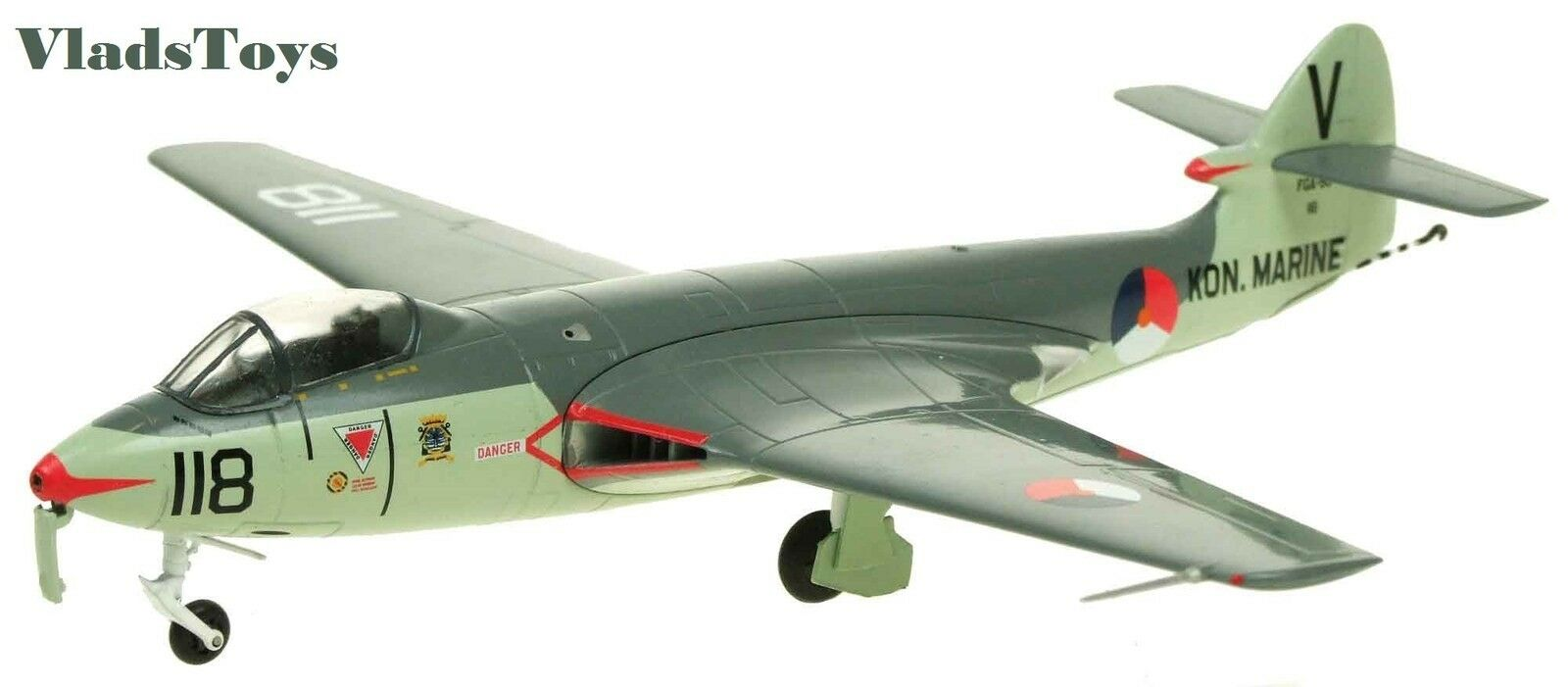 preferente Aviation72 1 1 1 72 Hawker Mar Hawk Fga.6 860 Sqn Kon. Marina 118 V Av72-23006  Felices compras