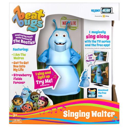 Beat Bugs Interactive Singing Walter Figure