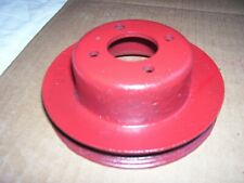 Original Ih Farmall 460 Gas Utility Tractor Water Pump Pulley