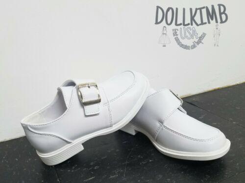 Zapatos para niÑo de vestir formales Boys Kids Formal Dress Shoes BLACK OR WHIT