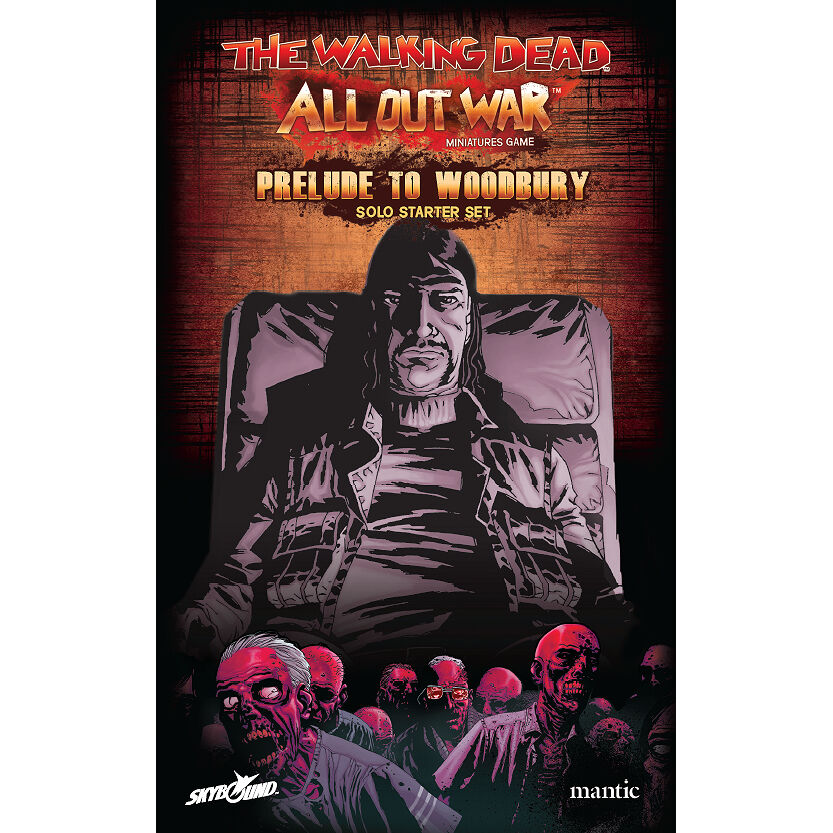 The Walking Dead, All Out War  Prelude to Woodbury, Prima di Woodbury, Italiano