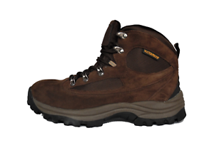 433e5750c72 Image is loading Mens-Kendal-Leather-Northwest-Territory-Walking-Hiking- Waterproof-