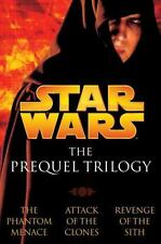Star Wars: The Prequel Trilogy : The Phantom Menace; Attack of the Clones; Revenge of the Sith by R. A. Salvatore, Terry Brooks and Matthew Stover (2007, Paperback)