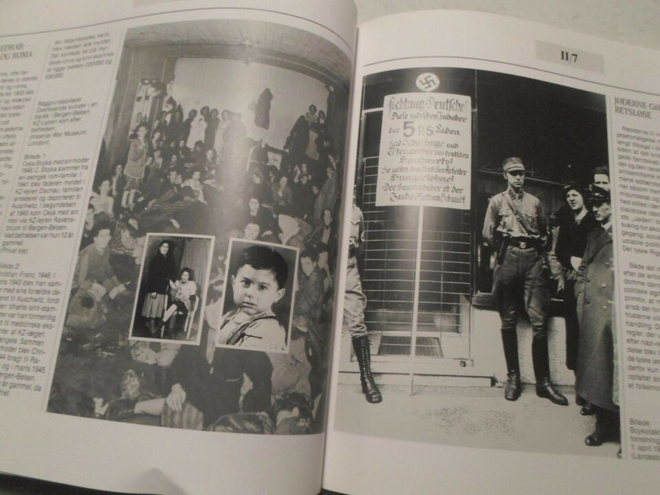 Bøger og blade, Bergen-Belsen Nazi Holocaust