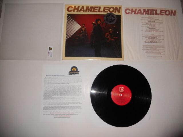 Chameleon S/T Disco/Funk 1979 1st Mint Press Ultrasonic CLEAN