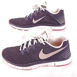 c1b0b6e1ea71 Nike Free 3.0 Mens size 10 blue red white running workout training ...