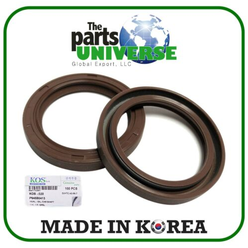 94580413G Camshaft Oil Seal for Gm Chevy Chevrolet Aveo 1.6 Part