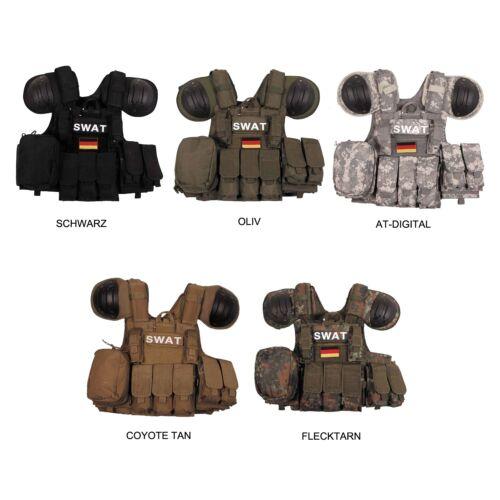 Combat Combat da uomo Tactital Army combattimento US Qr Vest da Bw Outdoor Giacca Bundeswehr Y8TvgZnT
