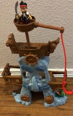 Fisher Price Disney Jake and The Never Land Pirates Hook/'s Adventure ROCK New!