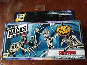 Boss fight Studio Vitruvian Hacks - Skeletons - Deluxe Accessory Kit