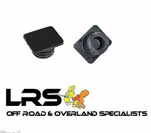 Details about Land Rover Defender Chassis Jack Point Cover Caps - NRC6935 X  2