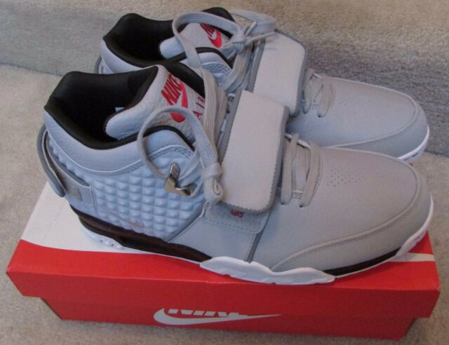 4d8b312f11d2 New ds Nike Air Trainer Victor Cruz Men s Size 11.5 Wolf Grey ...