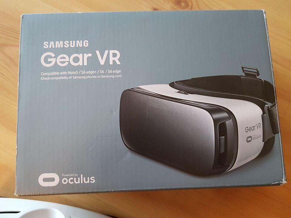 Andet, t. Samsung, Gear VR