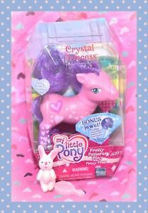 NEW-My-Little-Pony-MLP-G3-Crystal-Princess-Pretty-Patterns-Fancy-Free-Hearts