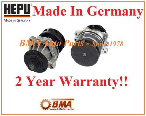 NEW BMW E36 M50 OEM HEPU WATER PUMP METAL IMPELLER 325i,328i,323i 11511740241