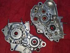 RM125 SUZUKI 2006 RM 125 06 CRANKCASE SET CRANK CASE ENGINE CASES