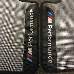 Bmw M Performance 1 Series Rubber Floor Mats Rear F20 5