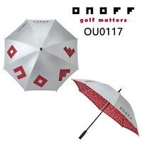 Onoff Golf Japan Umbrella Ou0117 (63 Cm) 2017 Model