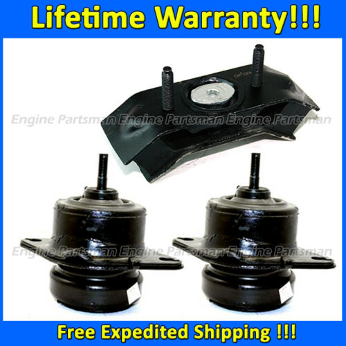 K2132 Front Left Right Motor/&Trans Mount For Ford Mustang 4.6L 2005-2009