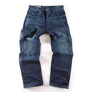 Baggy Pantalon Skater Hommes Fronti Jeans Pour Ample G Hank star Neuf Hip Hop wqfnT8