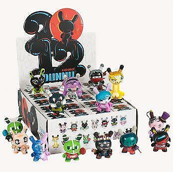 Kidrobot Dunny Series 2012 One Sealed Case Tara McPherson erew  Bell Kronk MAD  in vendita