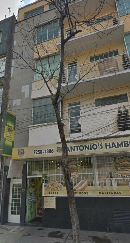 DEPARTAMENTO EN RENTA CALZADA MELCHOR OCAMPO COLONIA CUAUHTEMOC