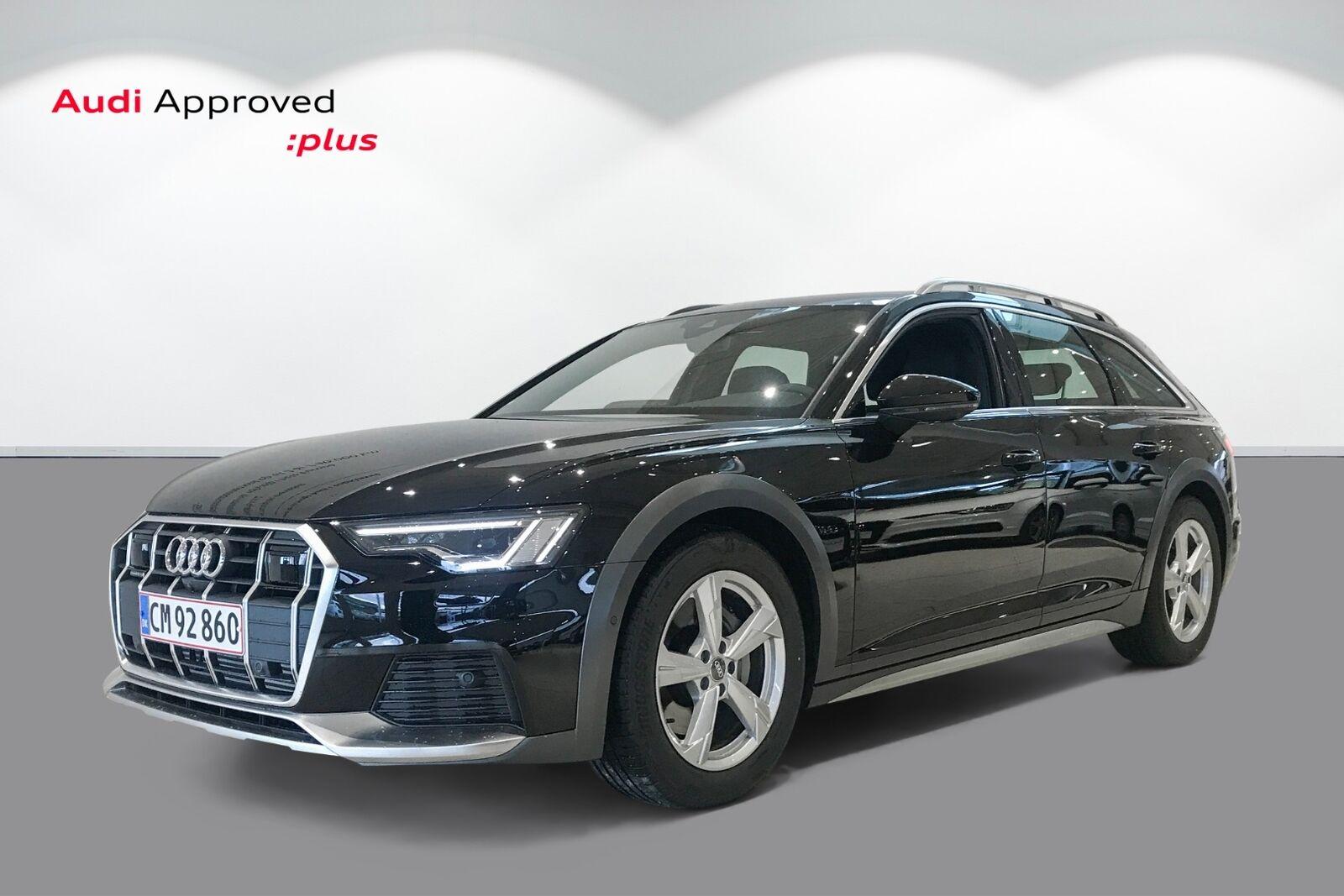 Audi A6 allroad 50 TDi quattro Tiptr. 5d - 4.801 kr.