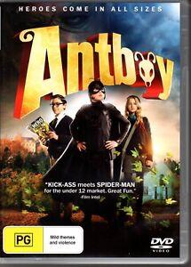 ANTBOY-DVD-R4-Oscar-Dietz-Nicolas-Bro-VG-FREE-POST