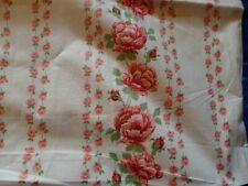 zwei Zauberhafte Kissenbezüge, unbenutzt , 80 x 80 cm,Baumwolle, Rosen