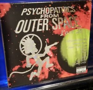 Insane Clown Posse - Psychopathic From Outer Space vol. 2 CD twiztid esham abk