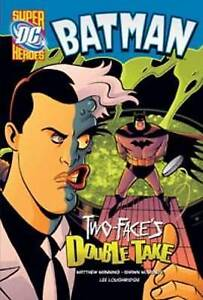Two-Face-039-s-Double-Take-by-Manning-Matthew-K-Paperback-book-2010