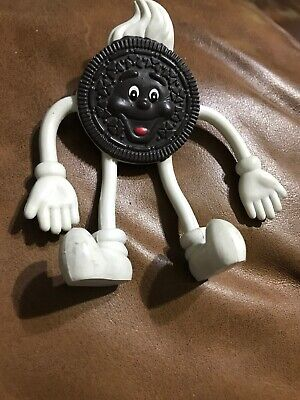 Vintage Oreo Cookie Advertising Promo Bendy Figure 4½/""