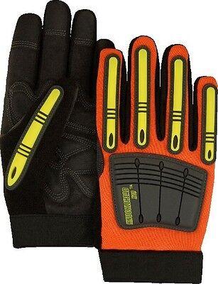Armorskin/oilfield Gloves 21242ho Metacarpal/mechanics/impact Drilling Size Xl Kan Herhaaldelijk Worden Omgedraaid.