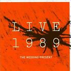 Live 1989 by The Wedding Present (CD, Mar-2011, 2 Discs, Scopitones)