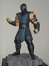 Syco Collectibles Mortal Kombat Statue Sub-Zero 18in MK9 2011 *ONLY ONE ON EBAY!