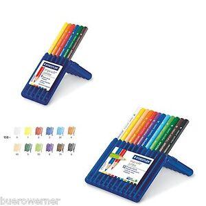 6x-12x-STAEDTLER-158-Buntstift-Farbstift-Ergosoft-Jumbo-oder-5x-Einzelstift