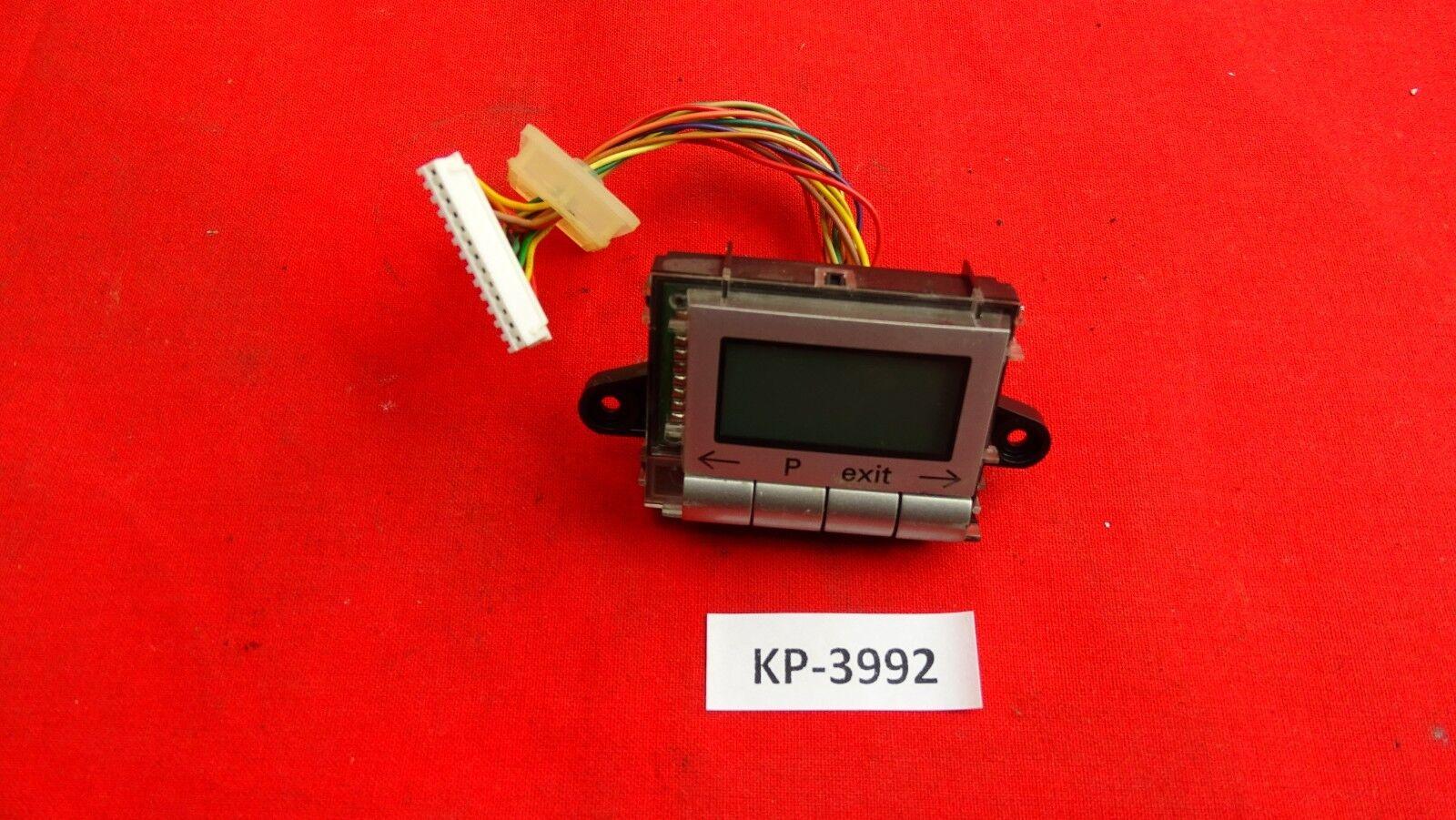 Siemens Surpresso S60 Display Operator Panel Display