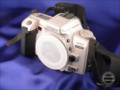 8080 - Minolta Dynax 404si Film Camera Body Warmes Lob Von Kunden Zu Gewinnen