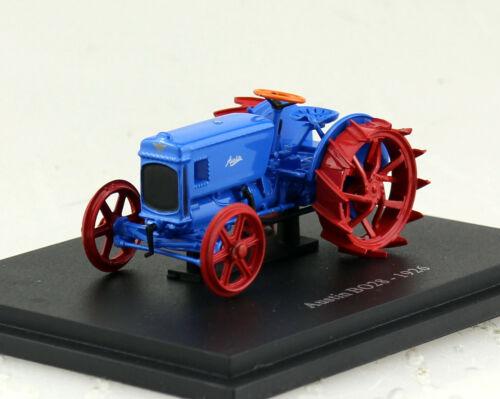 Austin BO28 1926 blau Traktor 1:43 Hachette//UH Modellauto