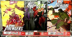 DARK AVENGERS #184 #189 #190 (Final Issue) MARVEL COMICS 2013 THE FINAL HOUR! NM