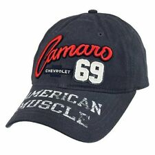 Chevorlet Chevy Camaro American Muscle Race Car Adult Adjustable OSFA Cap Hat