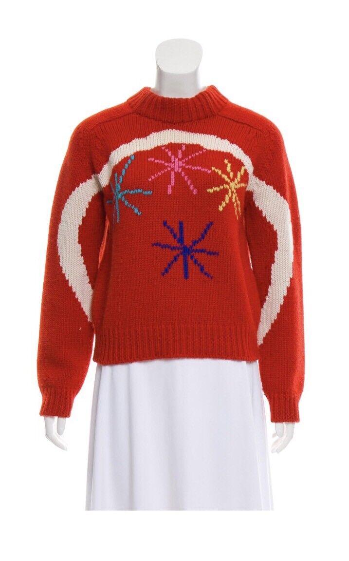 Jil Sander Raf Simons 100% Cashmere Sweater