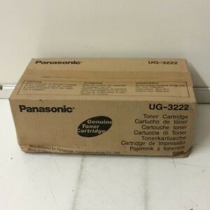 Original-Panasonic-UG-3222-Toner-Schwarz-Black-fuer-UF-4100-UF-490-etc