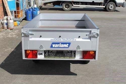 Trailer, Variant Hobbytrailer Variant 503DS1, lastevne