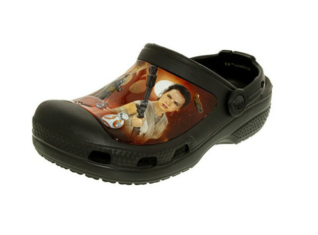 65ee972e3188 Crocs Kids CC Star Wars Clog Toddler little Kid Multi 8 M US Toddler ...