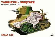 TK/TK-3/TKS/TKW/TK-SD/TKF/TKD conjunto de interior 1/35 Rpm