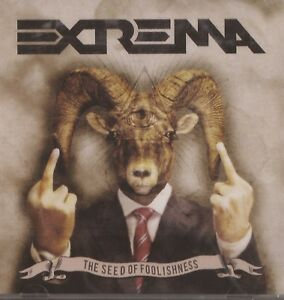 Extrema-The-Seed-Of-Foolishness-CD-NEW-SEALED